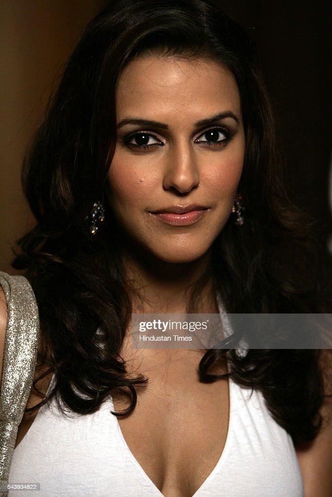 Bollywood actor Neha Dhupia