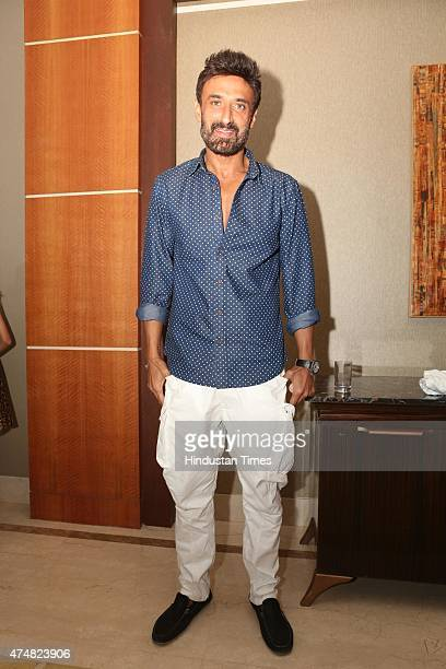 Bollywood actor Rahul Dev during the sixth edition of the Festival of Hope hosted by The Crest by DLF in association with Shalini Vig Wadhwa founder...