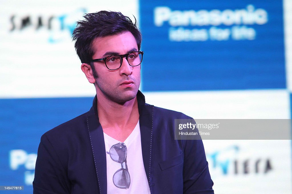 Ranbir Kappor At Panasonic Smart Tech Photocall
