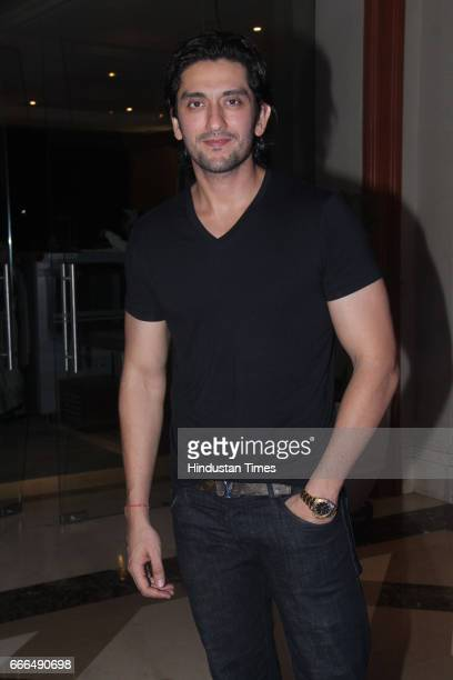 Bollywood actor Shaad Randhawa during the launch of a dating app 'Happn' at JW Marriott Juhu on April 7 2017 in Mumbai India Hrithik Roshan has been...