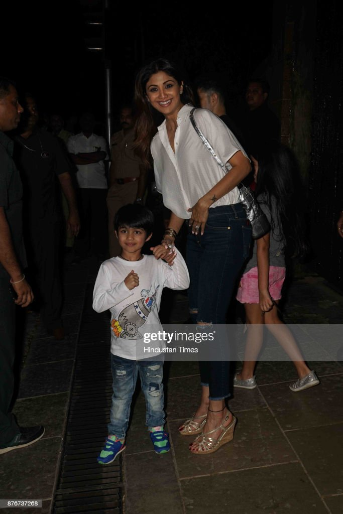 Birthday Party Of Aaradhya Bachchan