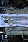 Bollywood actor Shraddha Kapoor walks the ramp displaying an outfit by designer Namrata Joshipura during the Lakme Fashion Week Winter/Festive 2015...