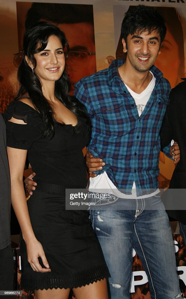 Bollywood actors <a gi-track='captionPersonalityLinkClicked' href=/galleries/search?phrase=Katrina+Kaif&family=editorial&specificpeople=565777 ng-click='$event.stopPropagation()'>Katrina Kaif</a> (L) and <a gi-track='captionPersonalityLinkClicked' href=/galleries/search?phrase=Ranbir+Kapoor&family=editorial&specificpeople=4534979 ng-click='$event.stopPropagation()'>Ranbir Kapoor</a> take part in a press conference for the movie 'Rajneeti' (or 'Politics'), on May 8, 2010 in Mumbai, India. 'Rajniti' is scheduled for release in June 2010, and has a cast of top Bollywood stars including <a gi-track='captionPersonalityLinkClicked' href=/galleries/search?phrase=Ranbir+Kapoor&family=editorial&specificpeople=4534979 ng-click='$event.stopPropagation()'>Ranbir Kapoor</a>, <a gi-track='captionPersonalityLinkClicked' href=/galleries/search?phrase=Katrina+Kaif&family=editorial&specificpeople=565777 ng-click='$event.stopPropagation()'>Katrina Kaif</a>, Nana Patekar, Ajay Devgan, Vivek Oberoi, Manoj Bajpai and Arjun Rampal. 'Rajniti' is loosely based on the Gandhi family with <a gi-track='captionPersonalityLinkClicked' href=/galleries/search?phrase=Katrina+Kaif&family=editorial&specificpeople=565777 ng-click='$event.stopPropagation()'>Katrina Kaif</a>�s role seemingly inspired by that of Sonia Gandhi.