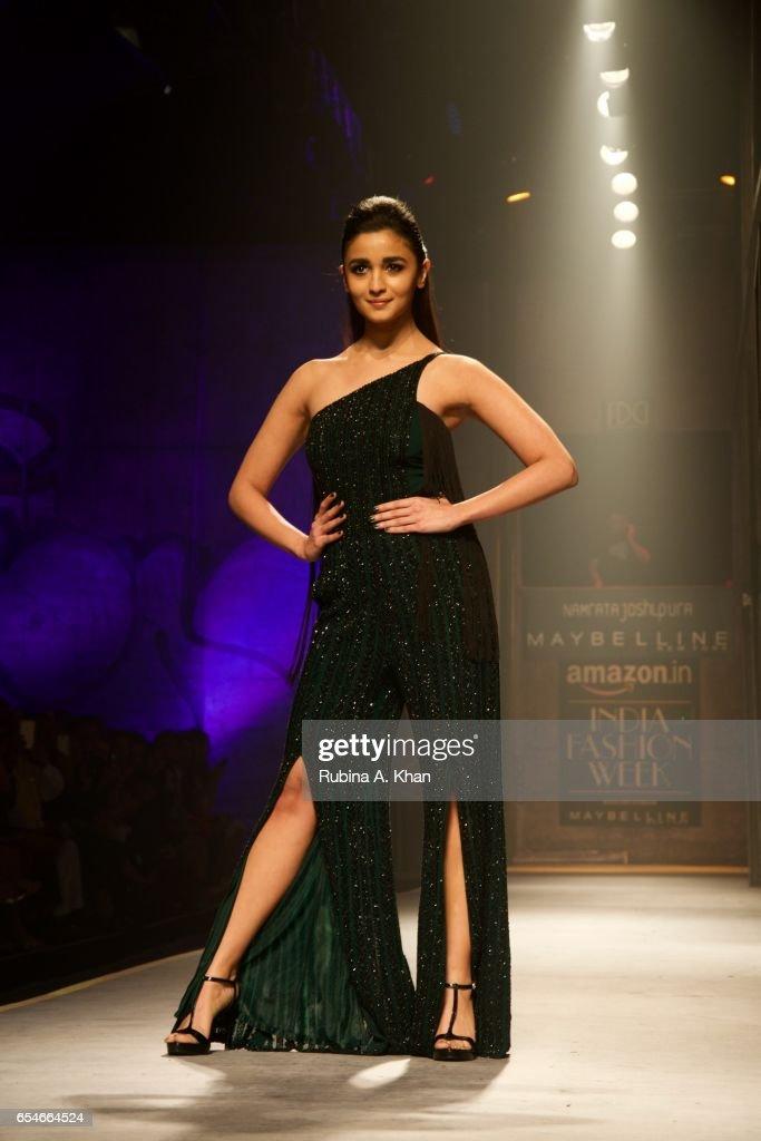 FDCI Present India Fashion Week Autumn/Winter 2017