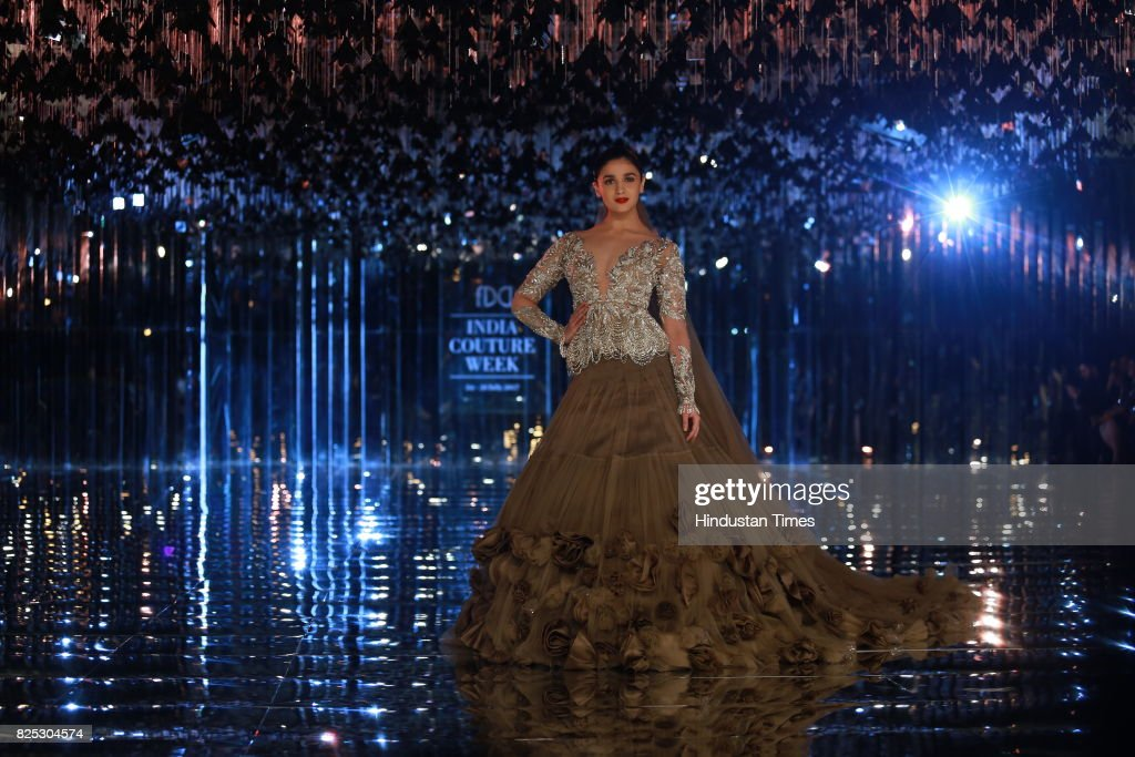 India Couture Week 2017 : News Photo