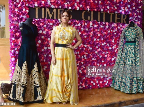 Bollywood actress Bhumi Pednekar inaugurates Glitter 2017 Wedding Lifestyle Exhibition at hotel JW Marriott
