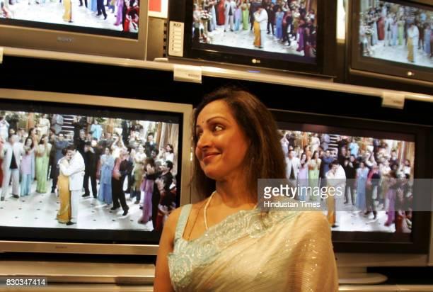 Bollywood actress Hema Malini
