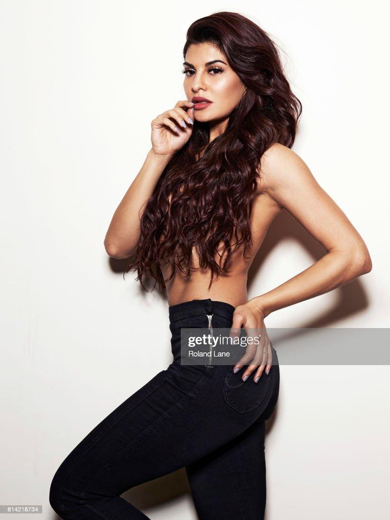 Jacqueline Fernandez, Cosmopolitan India, June 1, 2017