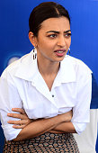 IND: Actress Radhika Apte During Interview In Pune
