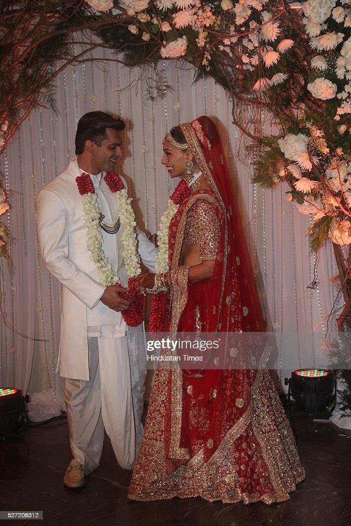 Wedding Ceremony Of Bollywood Actors Bipasha Basu And Karan Singh Grover