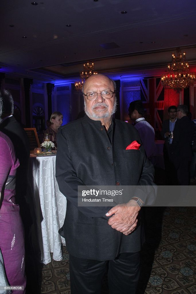 Bollywood director and screenwriter Shyam Benegal during the 90th birthday celebrations of Queen Elizabeth II, hosted by the British Deputy High Commissioner Shekhar Iyer, at Crystal Room, Taj Mahal Palace, Colaba on May 26, 2016 in Mumbai, India. Hollywood actor McKellen said, 'I am thankful to the British Council who got me here. It's touching to make contact with other people from theatre, film and Bollywood.'