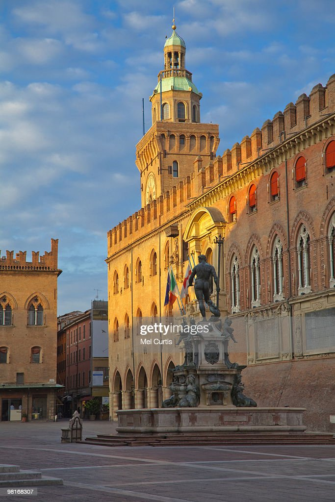 Bologna, Italy : Stock Photo
