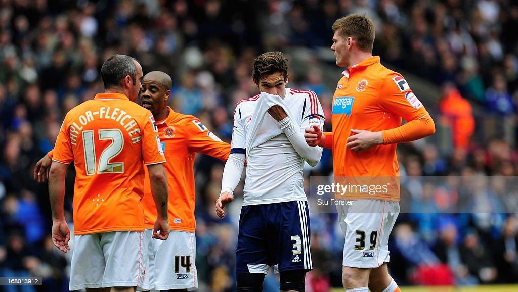 Bolton Wanderers v Blackpool - npower Championship