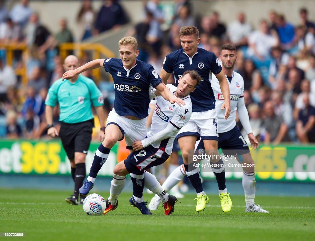 Millwall v Bolton Wanderers - Sky Bet Championship