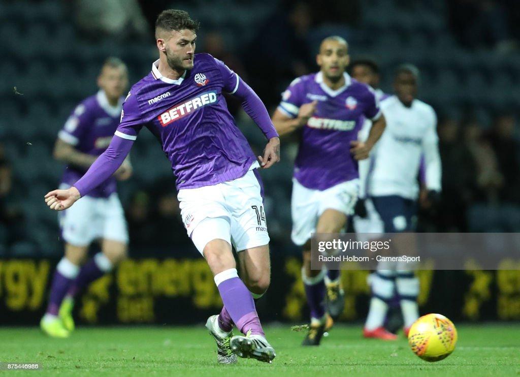 Preston North End v Bolton Wanderers - Sky Bet Championship