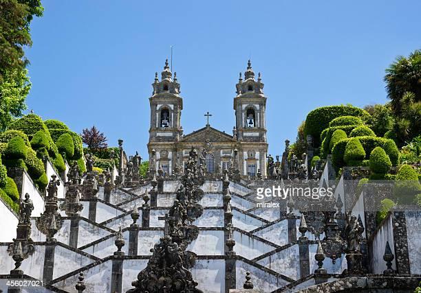 Bom Jesus do Monte Sanctuary in Portugal