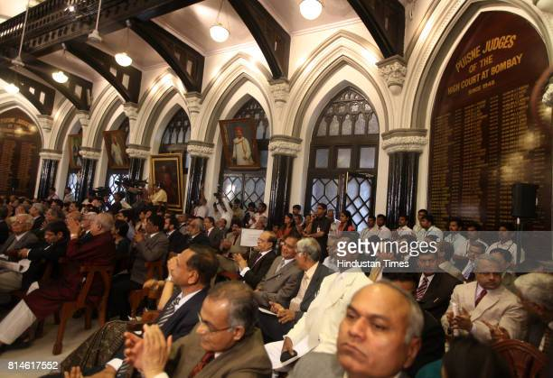 Bombay high court celebrating 150th anniversary of Bombay High Court on Sunday Morning