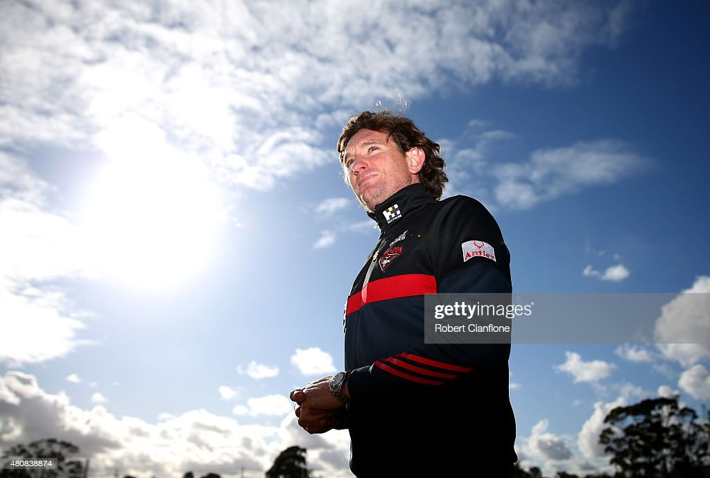 Essendon Bombers Press Conference & Training Session