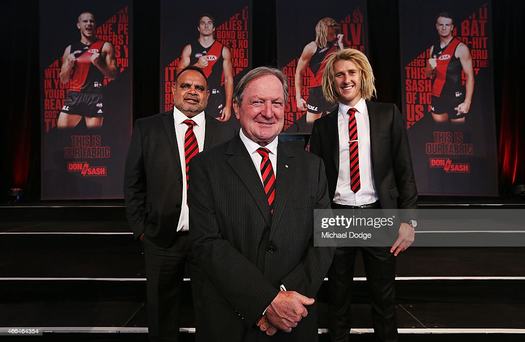 Essendon Bombers 2015 Season Launch