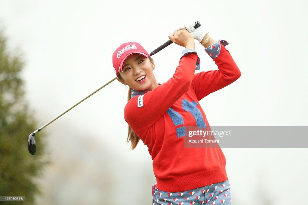 Itoen Ladies Golf Tournament 2015 - Day 3