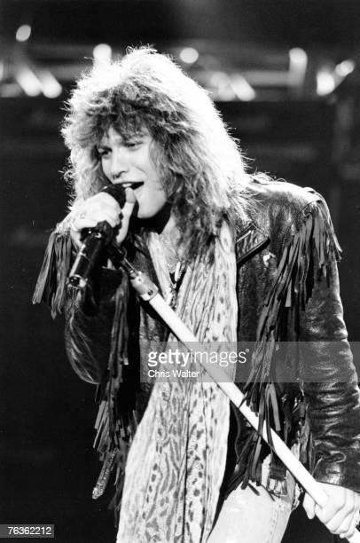 Bon Jovi 1986 Jon Bon Jovi