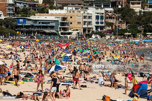 Bondi Beach in Summer