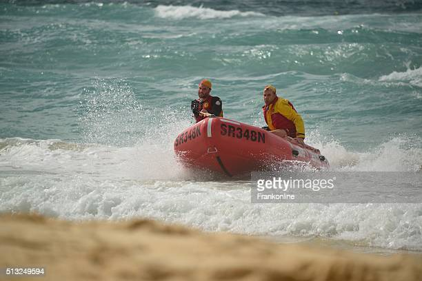 Bondi Beach, Surf Rescue