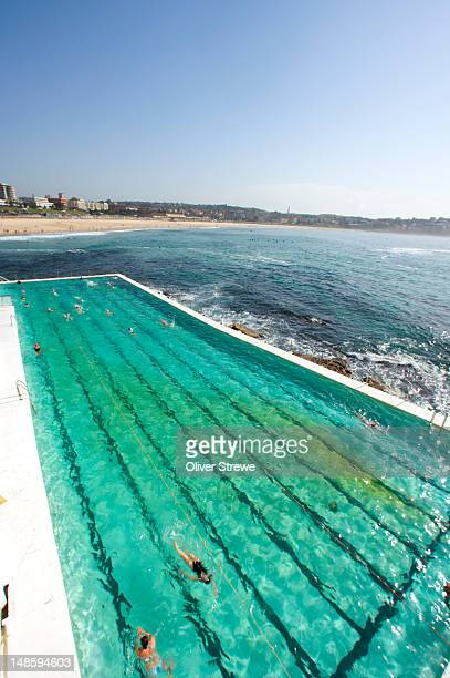 Bondi Icebergs pool, South Bondi.