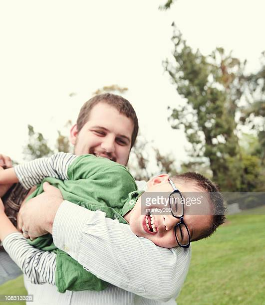 bonding time between son and father