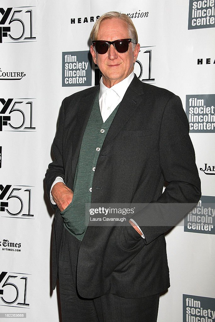 T Bone Burnett attends the 'Inside Lleywn Davis' permiere during the 51st New York Film Festival at Alice Tully Hall at Lincoln Center on September 28, 2013 in New York City.