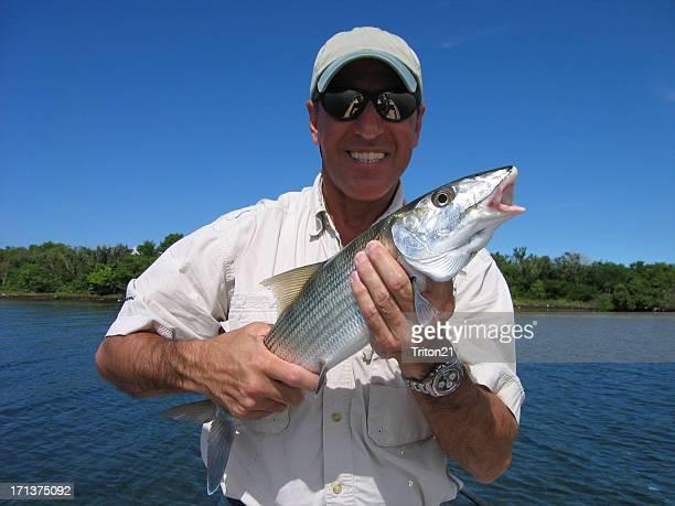 Bone fish fishing