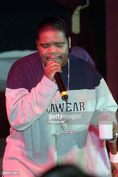 Bone ThugsnHarmony performing at BB King Blues Club Grill on Tuesday night September 17 2002This imageWish Bone
