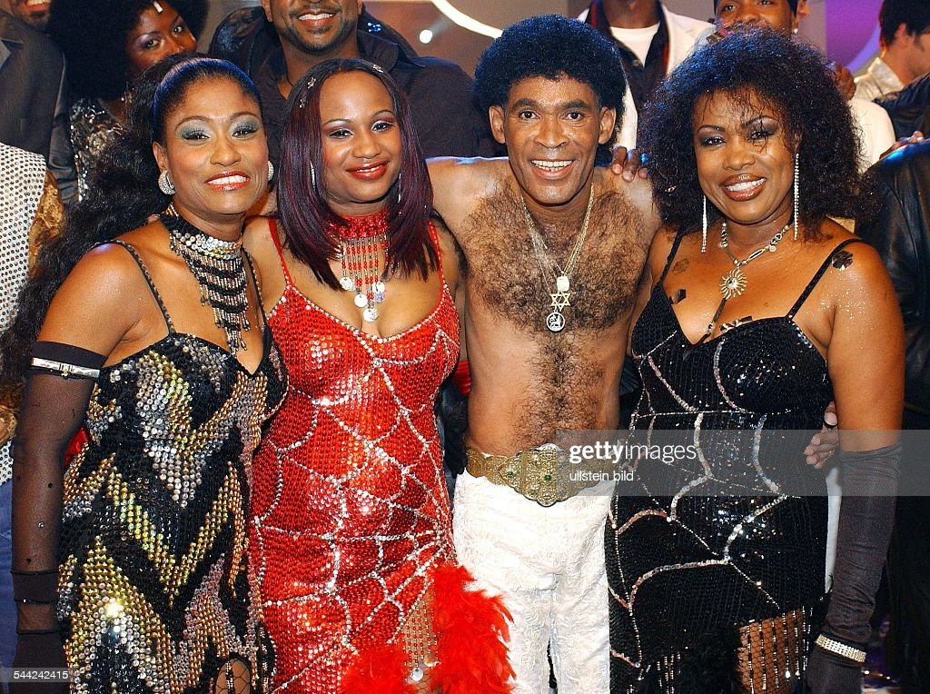Boney M Featuring Bobby Farrell Young Free And Single