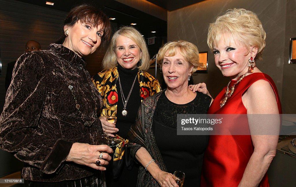 Bonita Friedland, Marcia Buchanan, Bonnie Rickland and Sherrill Bodine ...