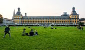 Bonn University in Bonn Germany 08 September 2014 Bonn that offers many touristic attractions was founded in the first century BC as a Roman...