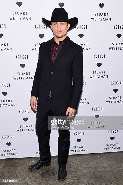 Bonner Bolton attends Stuart Weitzman's Launch Of The Gigi Boot on October 26 2016 in New York City