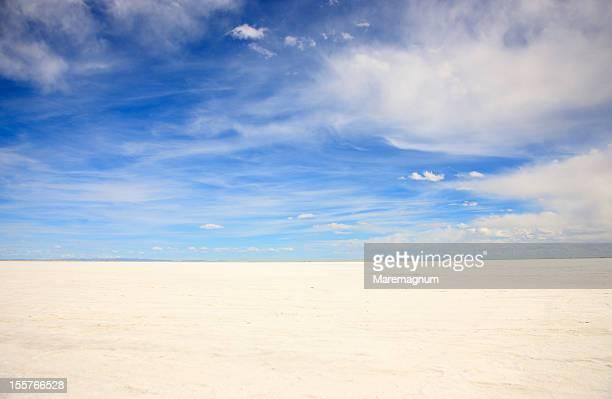 Bonneville Salt Flats area
