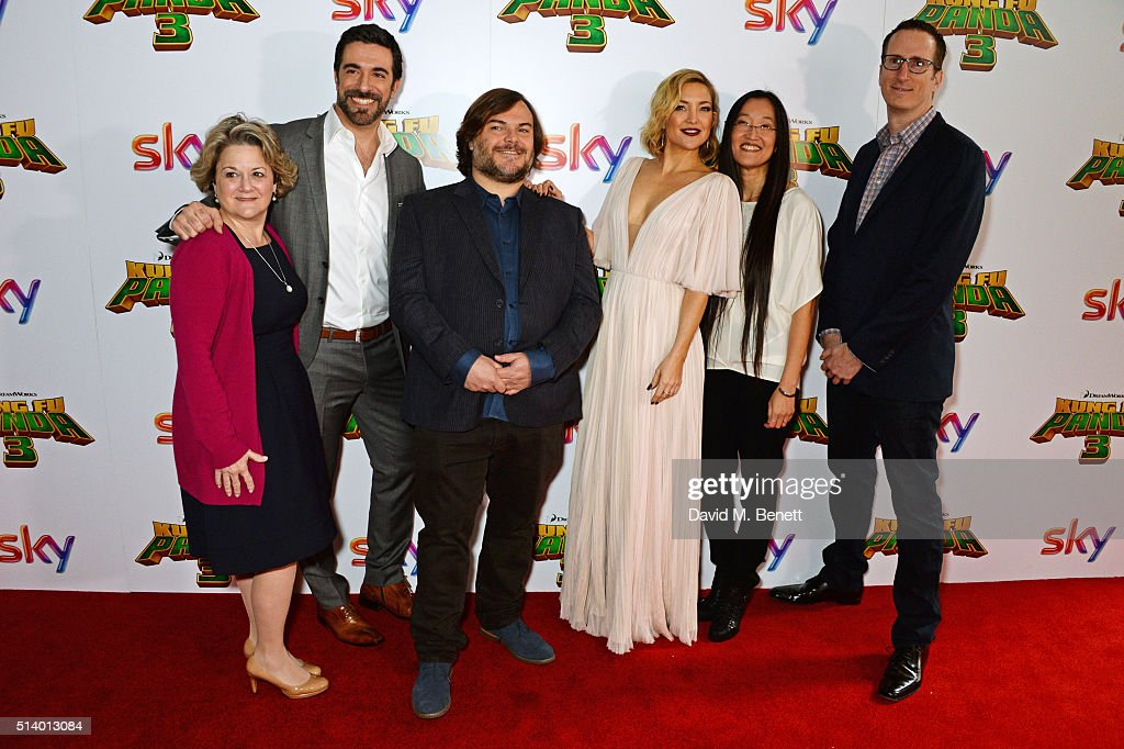 """Kung Fu Panda 3"" - European Premiere - VIP Arrivals"