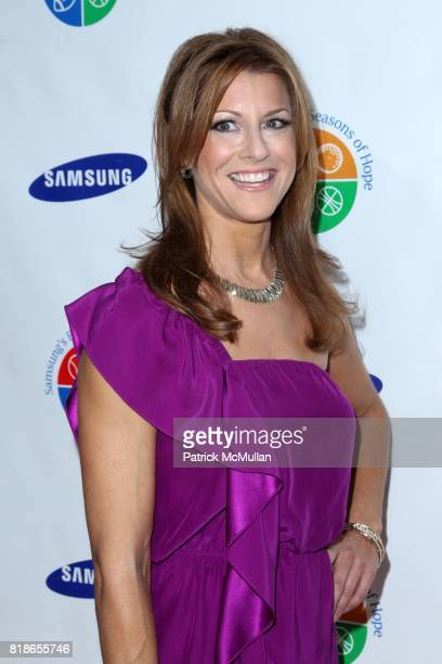 Bonnie Bernstein attends SAMSUNG Hope for Children at Cipriani Wall St on June 15 2010 in New York City
