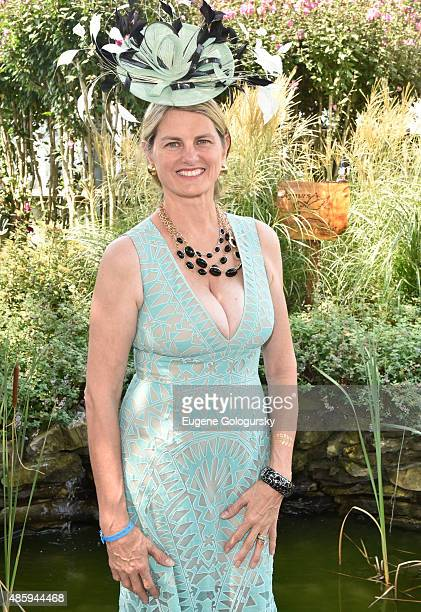 Bonnie Comley attends the 40th Annual Hampton Classic at Hampton Classic Horse Show grounds on August 30 2015 in Bridgehampton New York