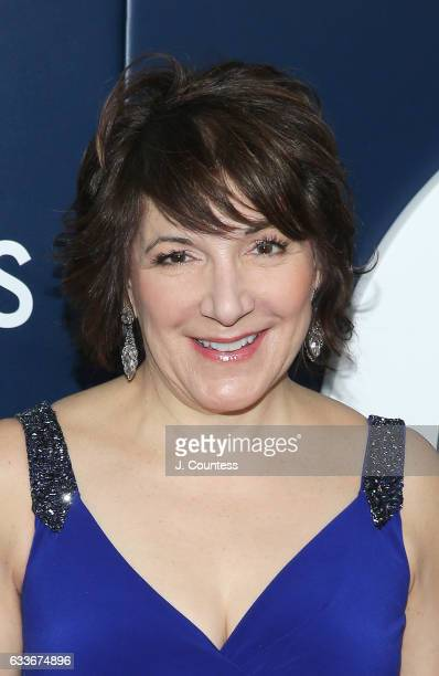 Bonnie Fuller attends The New York Premiere Of The Sixth Final Season Of 'Girls' at Alice Tully Hall Lincoln Center on February 2 2017 in New York...