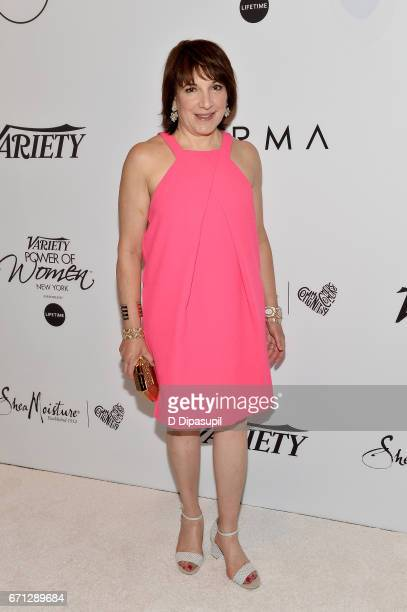 Bonnie Fuller attends Variety's Power of Women New York at Cipriani Midtown on April 21 2017 in New York City