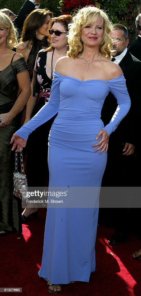 Bonnie Hunt attends the 56th Annual Primetime Emmy Awards at the Shrine Auditorium September 19, 2004 in Los Angeles, California.