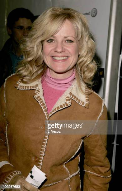 Bonnie Hunt during 2005 Sundance Film Festival 'Upside of Anger' Premiere at Eccles Theatre in Park City Utah United States