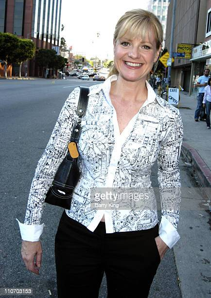Bonnie Hunt during 2006 Los Angeles Film Festival 'I Want Someone To Eat Cheese With' Screening at Majestic Crest Theatre in Los Angeles California...
