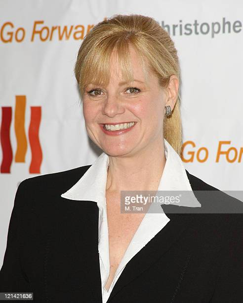 Bonnie Hunt during 3rd Annual Los Angeles Gala for the Christopher and Dana Reeve Foundation at Century Plaza Hotel in Century City California United...