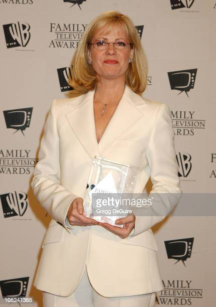 Bonnie Hunt during '5th Annual Family Television Awards' at Beverly Hilton Hotel in Beverly Hills California United States