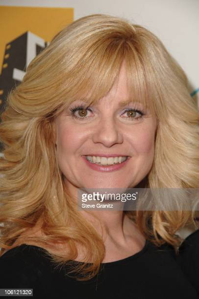 Bonnie Hunt during Hollywood Film Festival 10th Annual Hollywood Awards Press Room at The Beverly Hilton Hotel in Beverly Hills California United...