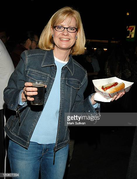 Bonnie Hunt during Taste Chicago Grand Opening and Chicago Block Party at Taste Chicago in Burbank California United States