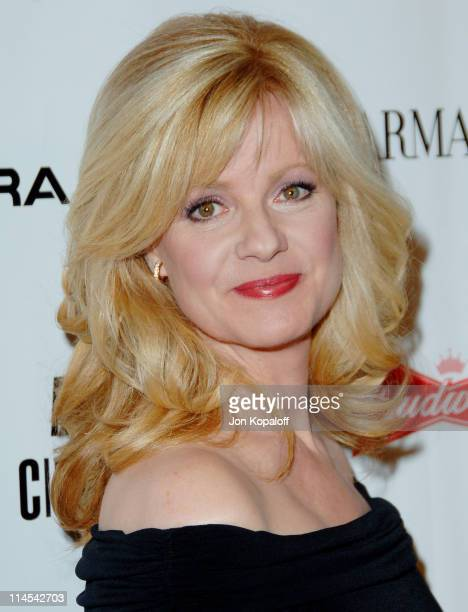 Bonnie Hunt during The 21st Annual American Cinematheque Award Honoring George Clooney Arrivals at Beverly Hilton Hotel in Beverly Hills California...